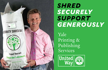 Shred your documents securely